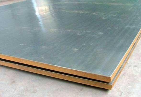 钛板及钛复合板